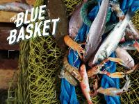 Blue Basket Product
